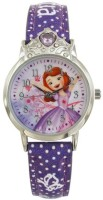 Disney Sofia Purple colour Dial Analog Watch For Girl's (AW100726) Watch  - For Girls