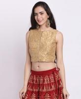 Srishti by Big Bazaar Round Neck Women Stitched Blouse