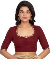 Rene Fashion Neck Women Stitched Blouse