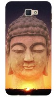 99Sublimation Back Cover for SAMSUNG Galaxy On Nxt, Samsung Galaxy On7 Prime(Lord Budha Buddhist, Plastic)