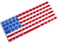 MStick Designer Keyboard USA Flag Skin Soft Cover Apple Macbook 12 Keyboard Skin(Multicolor)