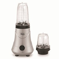 BMS Lifestyle 450-Watt High-Speed Blender 450 Juicer Mixer Grinder(Silver, 2 Jars)