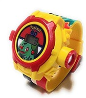Flame Pokemon Projector Watch  - For Boys & Girls