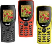 Hicell C1 Tiger Pack of Three Mobiles(Grey)