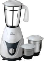 Candes 155 Krish 500W Mixer Grinder 500 Mixer Grinder(White, Grey, 3 Jars)