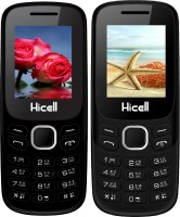Hicell C9 Metro Combo of Two Mobiles(Black$Green&Black$Dark Grey)