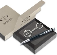 Parker Vector Standard Black body with free Parker Key Chain Ball Pen