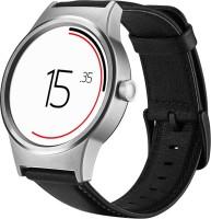 TCL Movetime Smartwatch(Black Strap, Regular)