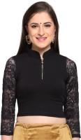 Kitket Fashion Round Neck Women's Stitched Blouse
