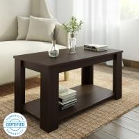 Spacewood Engineered Wood Coffee Table(Finish Color - Vermount)
