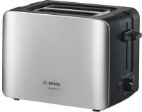 Bosch TAT6A913 1080 W Pop Up Toaster(Silver, Black)