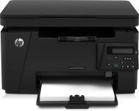 HP LaserJet Pro MFP M126nw Multi-function Monochrome Laser Printer(Black, Toner Cartridge)