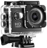 Tecson Action Shot Waterproof Sports Action Camera 1080P Sports and Action Camera(Black, 12 MP)