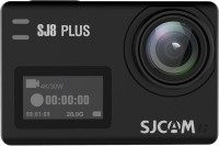 SJCAM SJ8 Plus Native 4K 30fps Dual Screen Wifi Action Camera 2.33