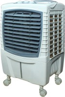 AdevWorld Air Thunder Desert Air Cooler(Grey, 55 Litres)