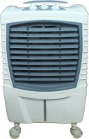 View QUBIFT premium Airy Breeze Desert Air Cooler(Grey, 25 Litres) Price Online(QUBIFT)