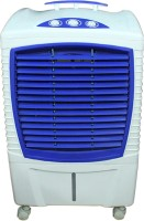View KAAZZ Air Breeze Desert Air Cooler(Blue, 25 Litres) Price Online(KAAZZ)