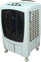 AdevWorld Air Thunder Desert Air Cooler(Brown, 25 Litres)