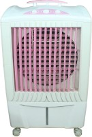 AdevWorld Air Thunder Desert Air Cooler(Pink, 25 Litres)