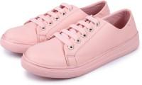 Shoetopia Sneakers For Women(Pink)