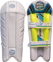 Sportonixx | PULSE | MEN | YOUTH | Light Weight Men's (39 - 43 cm) Wicket Keeping Pad(White, Right hand, Left hand)