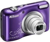 NIKON Coolpix Coolpix A10(16.1 MP, 5x Optical Zoom, 4x Digital Zoom, Purple)