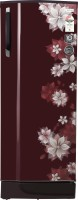 Godrej 251 L Direct Cool Single Door 3 Star Refrigerator(Marvel Wine, RD ESX 266 TAF 3.2)