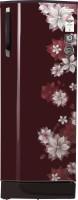 Godrej 251 L Direct Cool Single Door 3 Star Refrigerator(Marvel Wine, RD ESX 266 TAF 3.2)   Refrigerator  (Godrej)