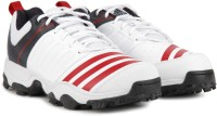 ADIDAS 22 YARDS TRAINER 16 Cricket Shoes For Men(White)
