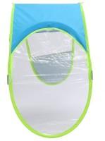Trendmakerz Scooter cum Bike Windproof Waterproof Universal Foldable Umbrella Umbrella(Multicolor)
