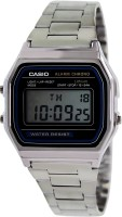 Casio D011 Vintage ( A-158WA-1Q ) Digital Watch  - For Men & Women