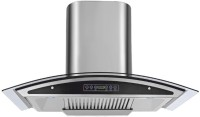faber Chimney Premier Energy 60cm 1500m3/hr Autoclean Wall Mounted Chimney(Silver 1500)