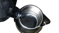 Ortan 1007 Electric Kettle(1.8 L, Silver, Black)