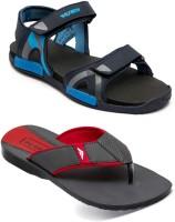Asian Men Multicolor Sandals