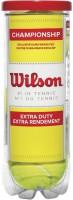 Wilson Champ XD Tennis Ball(Pack of 3, Yellow)