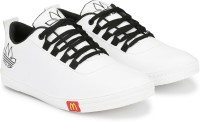 S37 Canvas Shoes For Men(White)