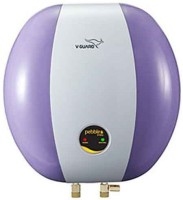 V-Guard 3 L Storage Water Geyser(Violet, Pebble Insta)