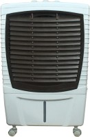 AdevWorld THUNDER AIR Desert Air Cooler(Brown, 85 Litres)