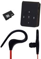 xzor UrbanPlay Sportster™ H94 4 GB MP3 Player(Red, 0 Display)