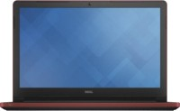 Dell Vostro 15 3000 Celeron Dual Core - (4 GB/1 TB HDD/Linux) 3568 Laptop(15.6 inch, Red, 2.18 kg)