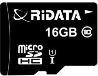 Ridata Ultra 16 GB SDHC Class 10 70 MB/s  Memory Card