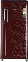 View Whirlpool 185 L Direct Cool Single Door 3 Star Refrigerator(Wine Gloria, 200 IMPWCOOL CLS PLUS 3S) Price Online(Whirlpool)