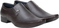 Knight Ace Unmatched Slip On For Men(Brown)