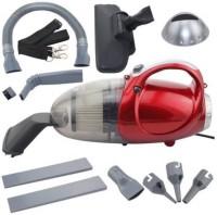 T TOPLINE Blowing and Sucking Dual Purpose (JK-8) Hand-held Vacuum Cleaner(Red)