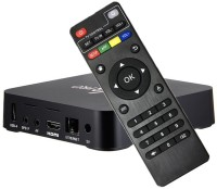 Delmohut M_XQ Pro Android TV Box Amlogic S905 Quad Core 5.1OS DDR3 1G HDMI 2.0 WIFI 4K 1080i/p Kodi 16.0 Media Streaming Device 60 inch Blu-ray Player(Black)