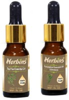 Herbins Essential Oil (Tea Tree & Eucalyptus)(20 ml)