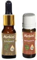 Herbins Essential Oil (Tea Tree & Basil)(20 ml)