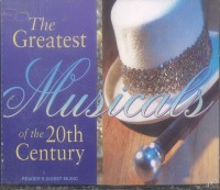 THE GREATEST MUSICALS OF THE 20TH CENTURY Audio CD Standard Edition(Hindi - Reader's Digest)