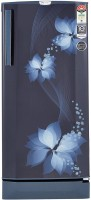 View Godrej 210 L Direct Cool Single Door 5 Star Refrigerator(Breeze Blue, R D EPRO 225 TAI 5.2 BRZ BLU) Price Online(Godrej)
