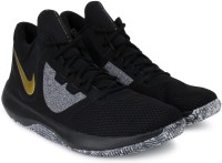 Nike NIKE AIR PRECISION II Basketball Shoes For Men(Black)